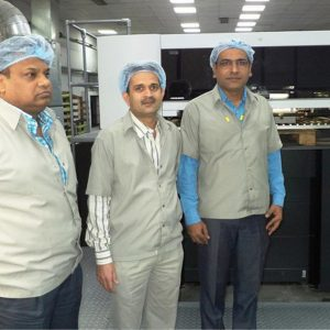 """The Speedmaster CX 102 is unparalleled in Performance and Productivity"""", Says Ramesh Kejriwal of Parksons Packaging"""