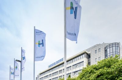 Heidelberg Starts The New Financial Year 2017/18 With An Increase In Sales And Earnings