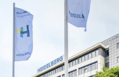 Heidelberg completes capital increase – Masterwork from China becomes a further strategic anchor shareholder