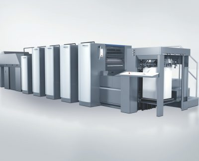 The new Speedmaster CX 75 – Space-Saving Multi-Talent For Agile Smart Print Shops