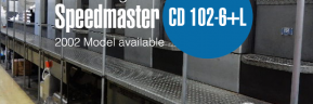 Heidelberg Speedmaster CD 102 – 6+L, 2002 Model Available