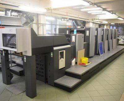 Remarketed Equipment Offer – Heidelberg CD 74 4LX – F format
