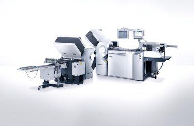 Small format folding – Stahlfolder TH 56