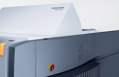The All-Rounder For UV printing. Suprasetter 106 UV.
