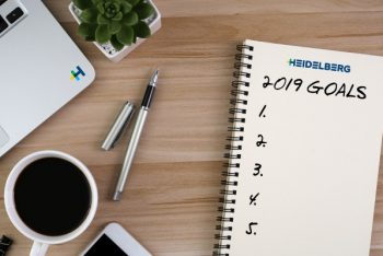 2019 New Year's Resolutions for your Print Shop