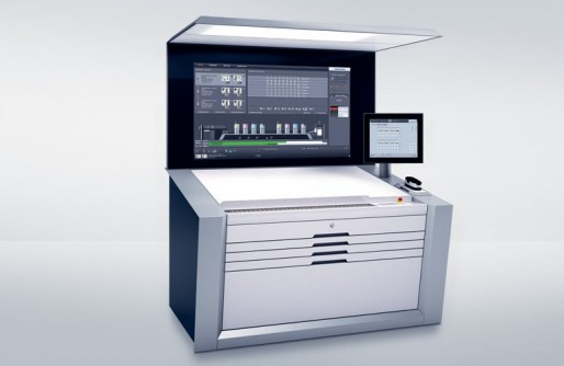 The high-performance control station. Prinect Press Center XL 2