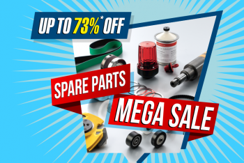 Special offer on Spare Parts