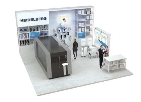 InPrint 2016: Heidelberg extending its range for digital, color, and personalized printing of objects