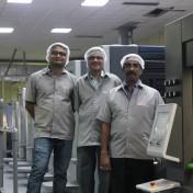 Parksons Packaging installs Second Heidelberg CX 102 Six-Colour Press