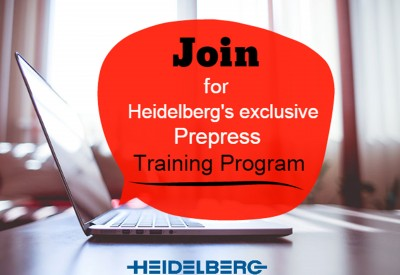 Interested in Prepress Training Program – Fill this form