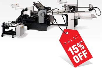 Heidelberg Professional Folding @ 15% Discount