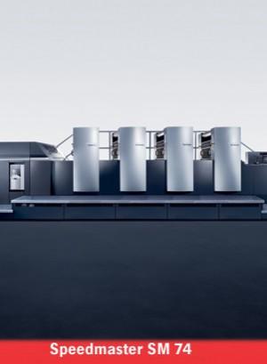 Mumbai's Indraprasth Printers invests in new Heidelberg Speedmaster SM-74 Four-Colour Press