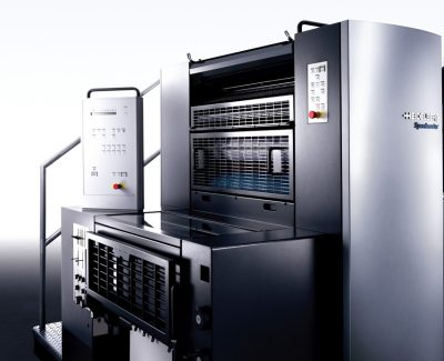 Heidelberg Speedmaster SM 74 Press & Suprasetter A106 CtP in coastal Andhra Pradesh.