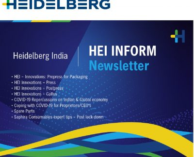 A Message from Heidelberg India Family