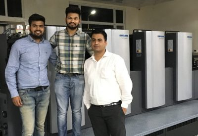 Punjab's Florid Print & Pack Gets North India's first Heidelberg SX 74 Series Press