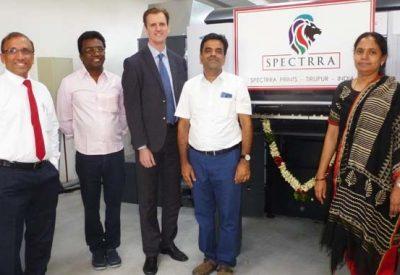 Spectrra Prints installs Heidelberg XL 75;targets Tirupur's garment industry