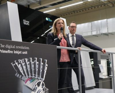 Heidelberg's Packaging Day Showcases Primefire's Big Step Into Industrial Digital Printing