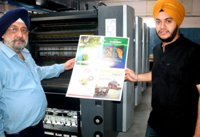 Patparganj's Royal Offset invests in Heidelberg SM 74